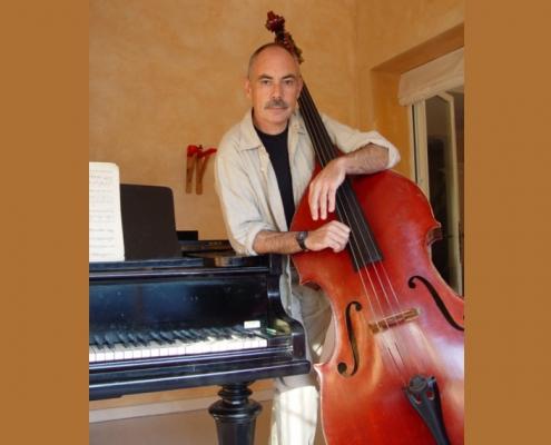 Francis Laforge Contrebassiste