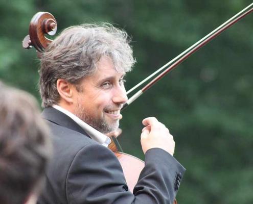 Frédéric Lagarde violoncelle
