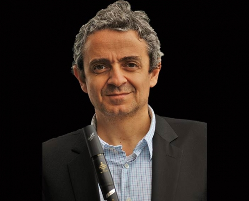 pascal moragues clarinettiste