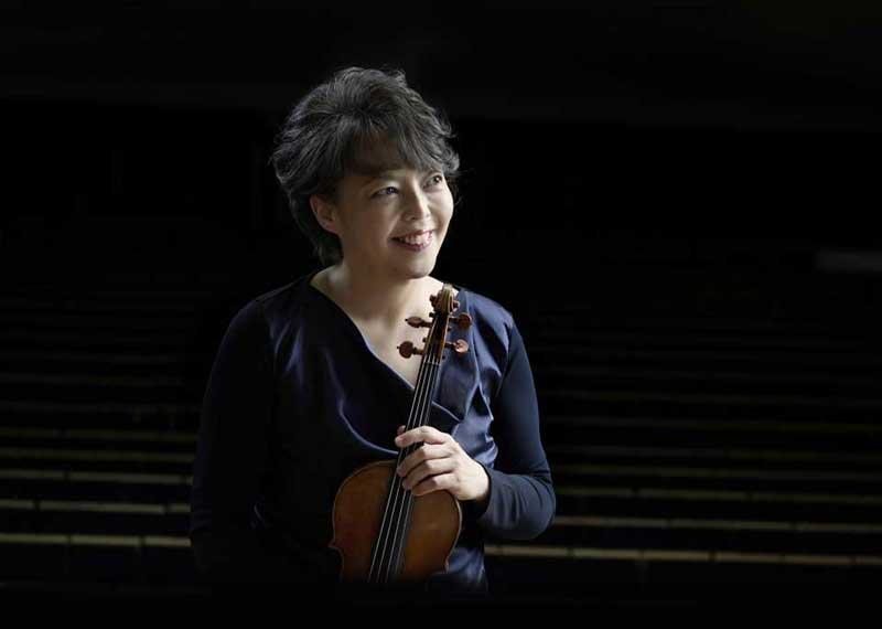 Yuzuko Horigome violon
